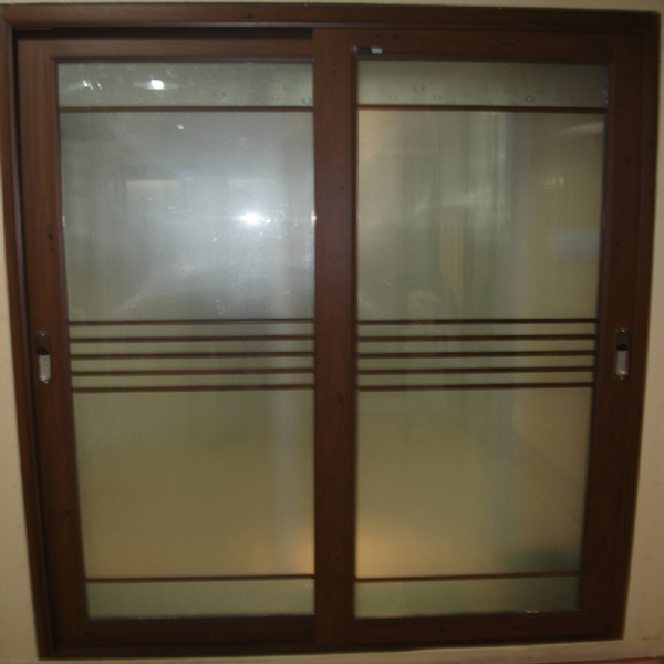 Puerta deslizante de aluminio para sala de estar,puertas correderas ...