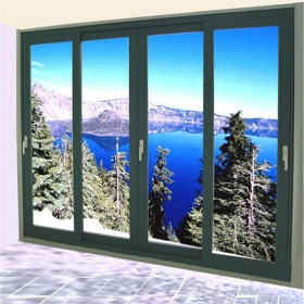 aluminum folding door styles