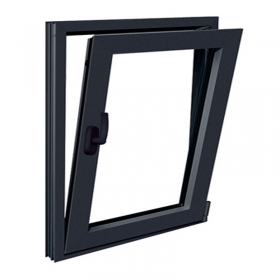 aluminum turn window