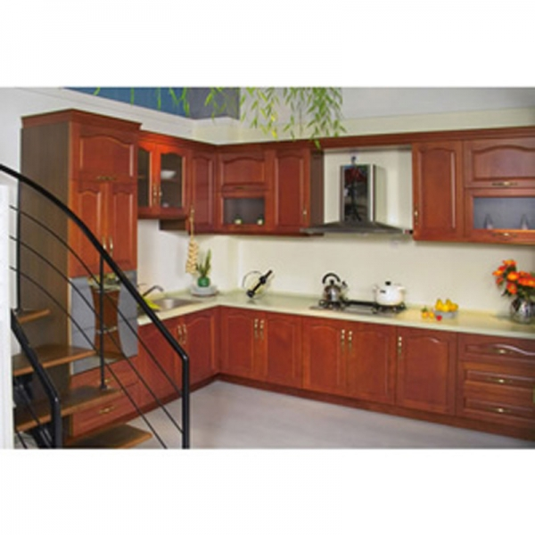 waterproof wood kitchen cabinets