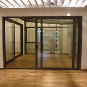 Aluminio puertas correderas puertas correderas puerta de for Puertas para patio interior
