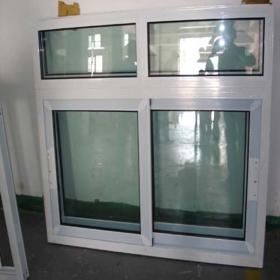 Ventanas correderas ventana corredera horizontal vinilo for Ventanas de aluminio doble vidrio argentina