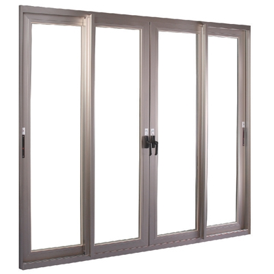 sliding  doors with double glazed