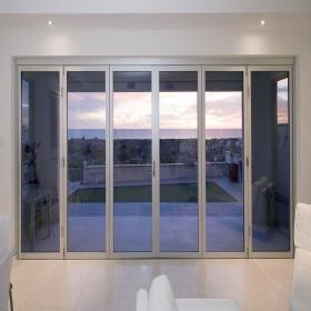 Bisagras de aluminio puertas corredizas puertas de patio - Instalacion puerta corredera ...