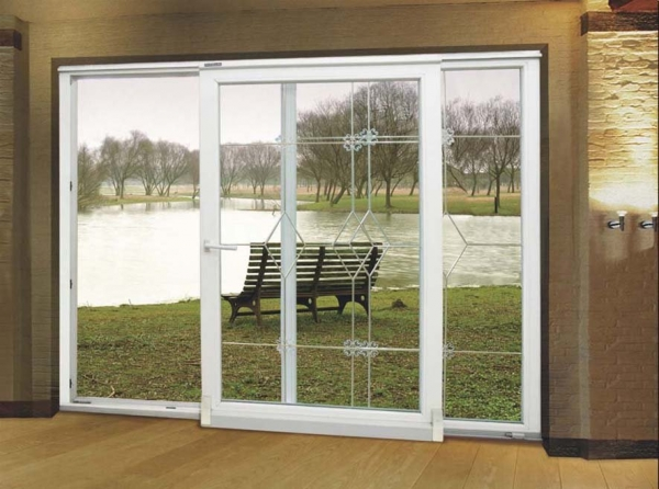 tilt and sliding door