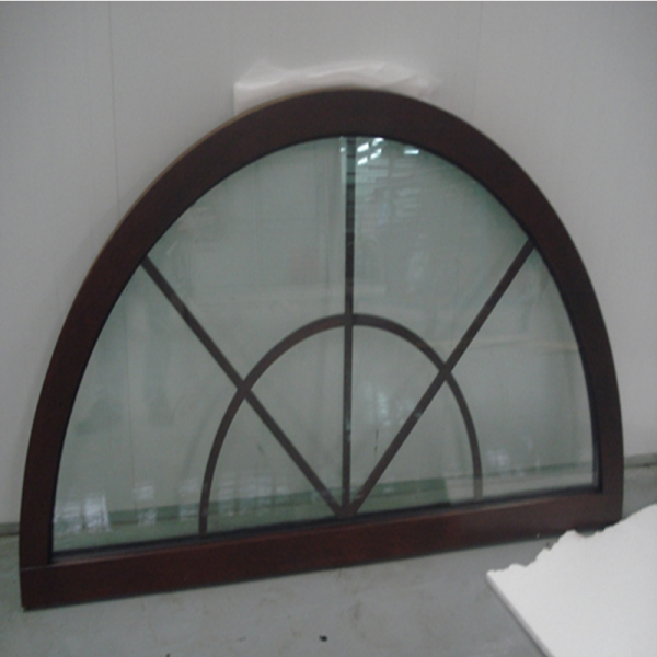 solid wood fixed windows