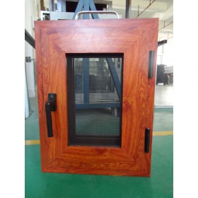 burglar proof casement window