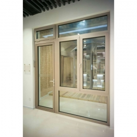 aluminum casement external doors