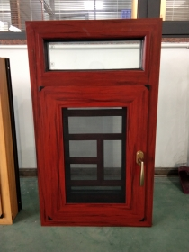 aluminum outward casement window
